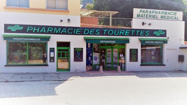 Pharmacie des Tourettes